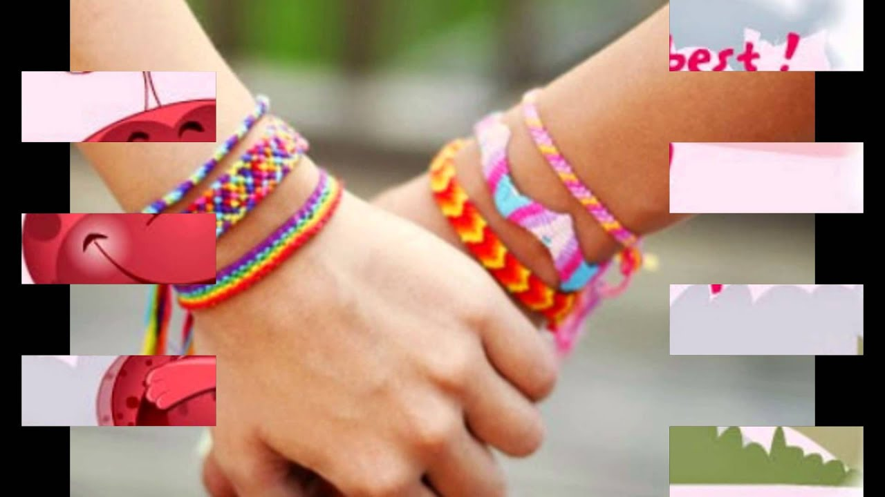 friendship bracelets hindi id rubberband bracelet