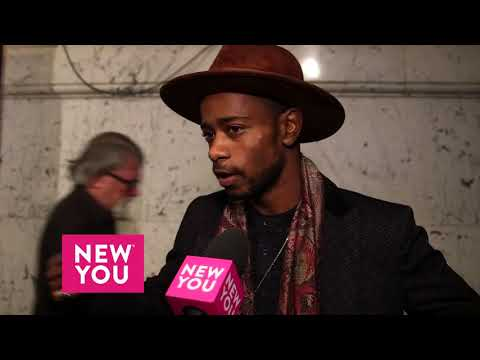 Straight Outta Compton Star Keith Stanfield Talks To Ashley Hume about Working with Snoop Dogg
