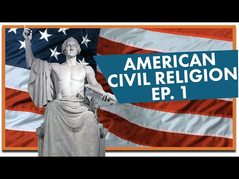 Americans Are Religious About America