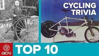 Top 10 Facts You Never Knew About Cycling