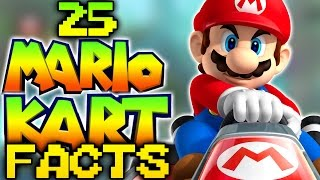 25 Obscure Mario Kart Facts