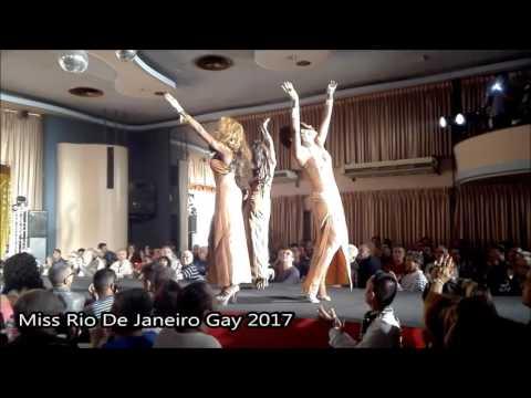 Miss Rio De Janeiro Gay 2017