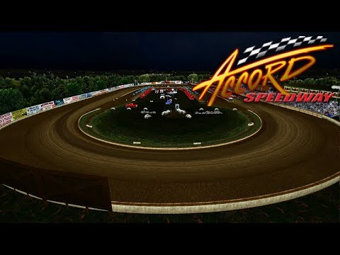 LIVE - IHCS RACE #9 - ACCORD SPEEDWAY - NR2003