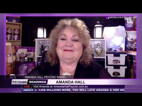 Amanda Hall Psychic - March 19, 2019