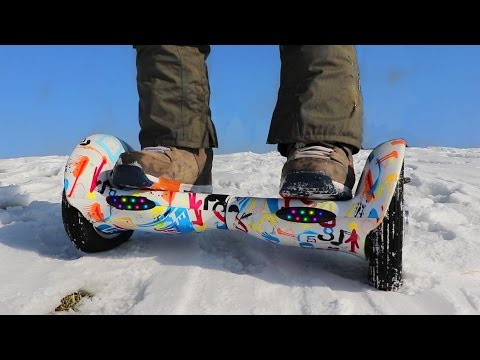 Get Snow Hoverboard?! Snapshots