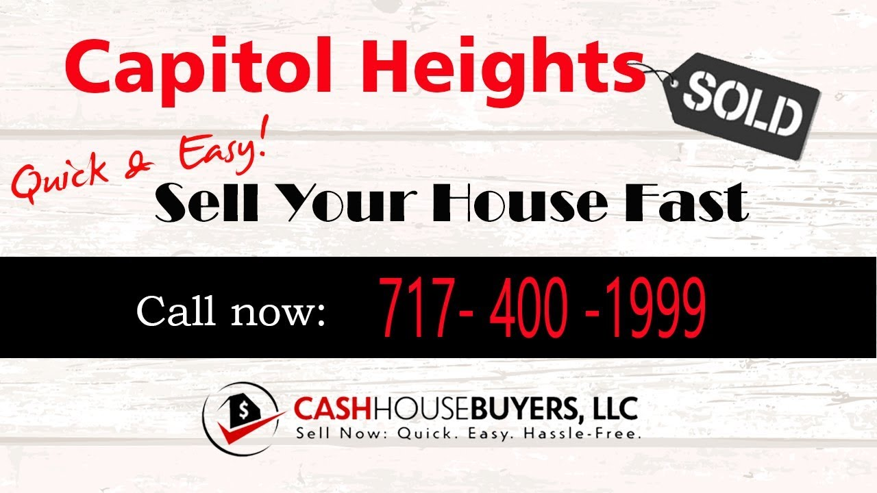 HOW IT WORKS We Buy Houses Capitol Heights MD | CALL 7174001999 | Sell Your House Fast Capitol Heigh