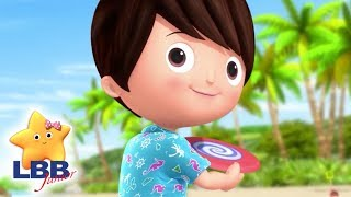 Family Vacation | BRAND NEW | Little Baby Bum Junior | Kids Songs | LBB | Songs For Kids