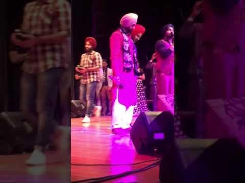 Live performance of Jordan Sandhu,ravinder grewal and bunty bains in melbourne || Australia