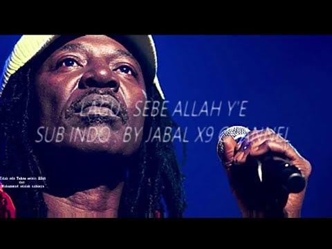 SEBE ALLAH Y'E  ( Musik Regge Islami Jamaica ) Sub Indonesia