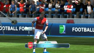 FIFA 13 NEW CELEBRATION - Ronaldo Thigh Muscle