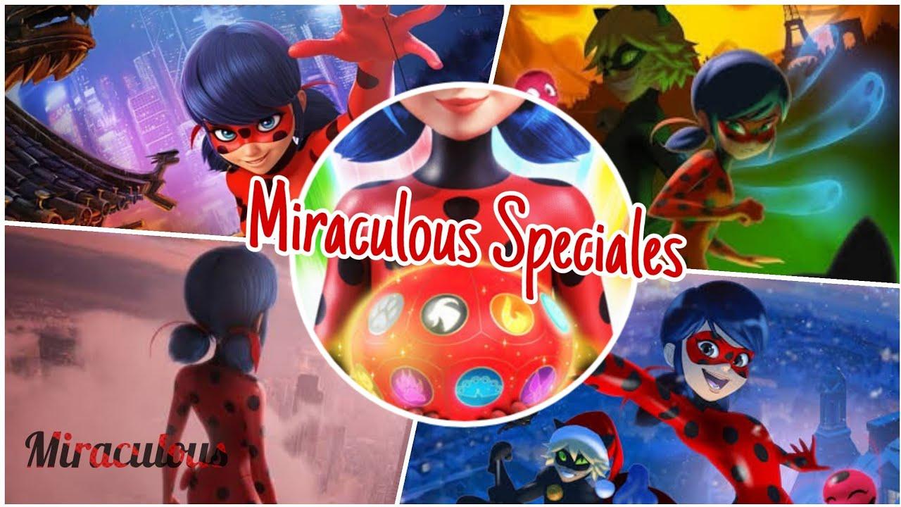 كل ما تريد معرفته عن الحلقات الخاصة من ميراكولوس ( الوصف قبل الفيديو مهم!)