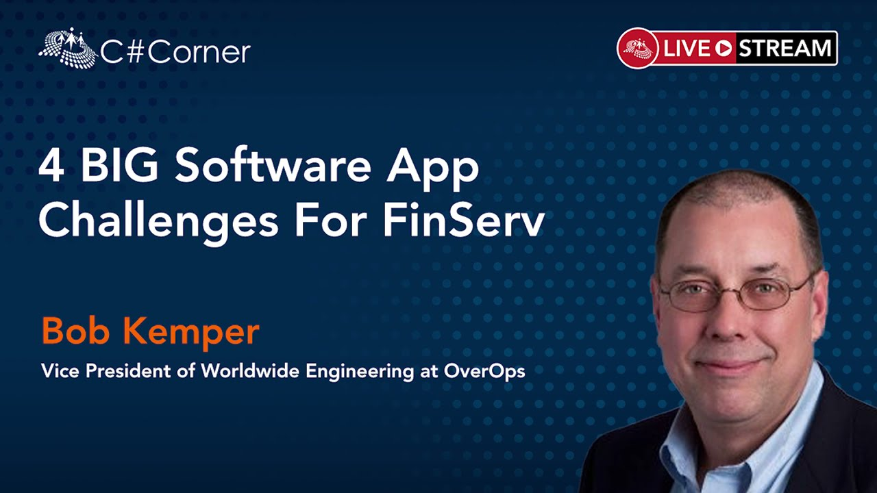 4 BIG Software App Challenges For FinServ    Code Quality & Performance Virtual Conference
