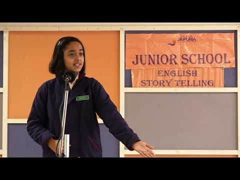 Story Telling Competition- Asmita Rai- Class 5