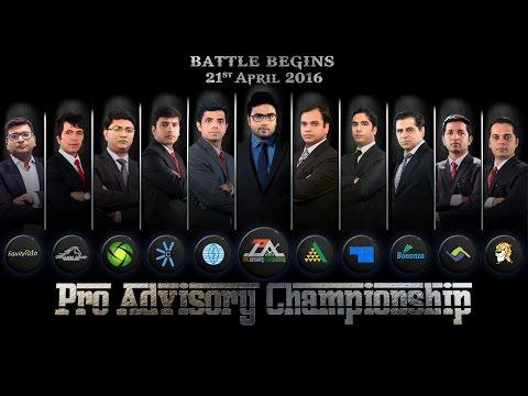 Pro Advisory Championship Launch Teaser.