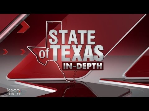 State of Texas: In-Depth – Tense times at the Capitol