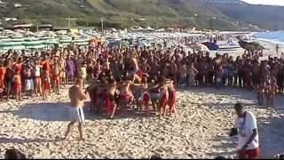 Il video ufficiale del Flash Mob Zambrone