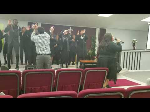 """Danell Daymon And Greater Works Chorale """"This Little Light Of Mine"""""""