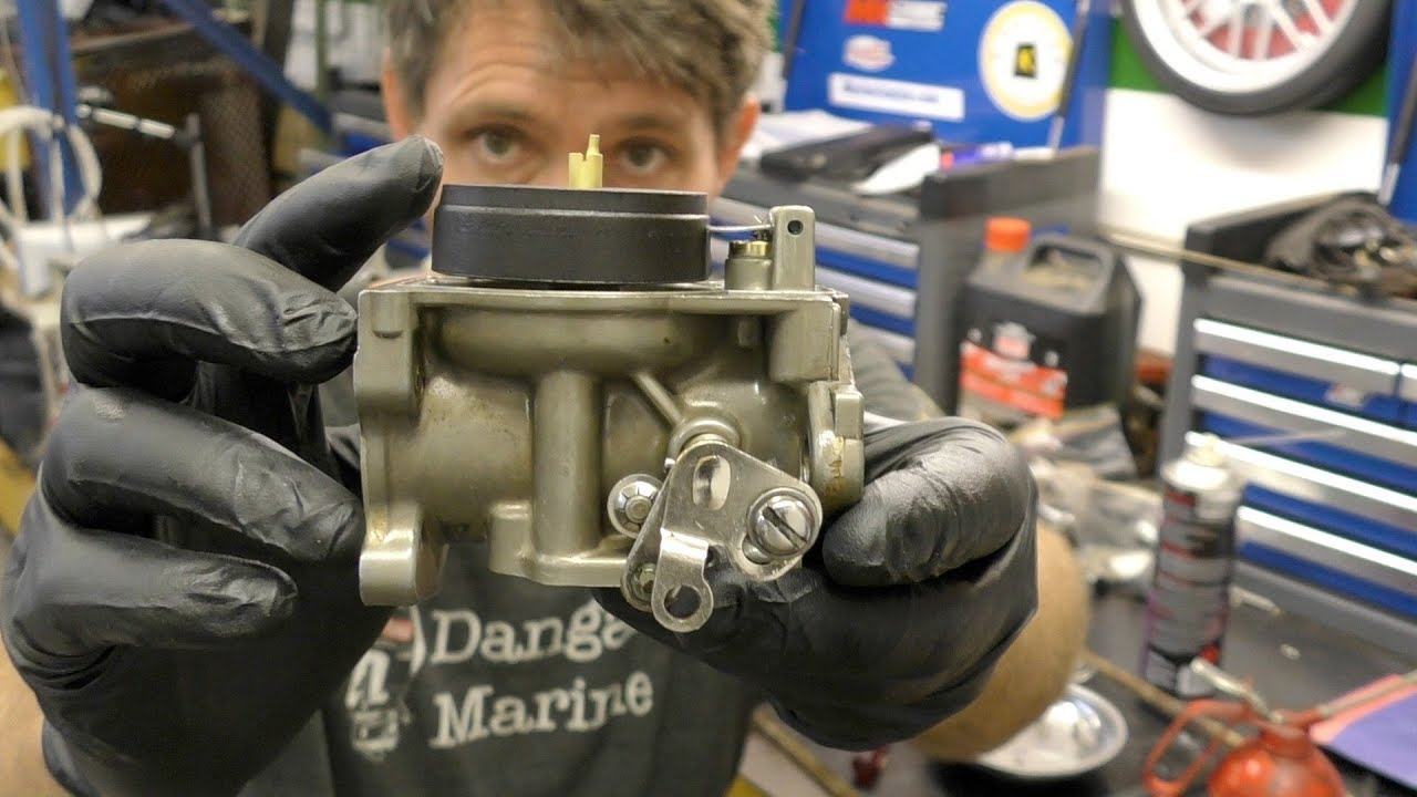 hight resolution of johnson evinrude carburettor service