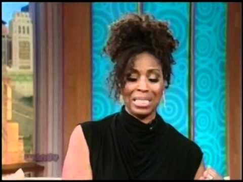 Pauletta Washington on The Wendy Williams  1282011