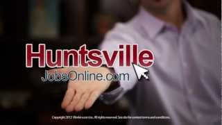 Huntsville Alabama Jobs, Employment