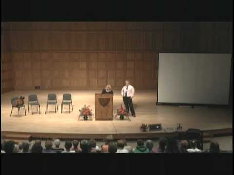 The College of St. Scholastica Reunion 2010: Opening Ceremony