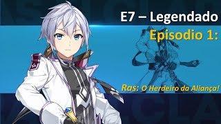 Epic Seven história legendada em pt br #parte1