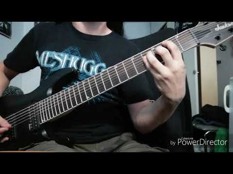 Bloodbath - The Ascension - Guitar cover