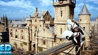 Assassin's Creed Unity Altair`s Outfit & Assassination i7 8700k & GTX 1080TI