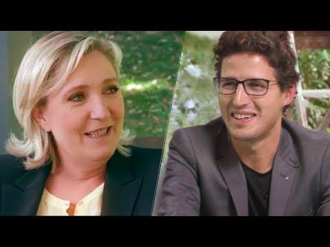 Haroun casse la télé - Episode 1 : Marine Le Pen