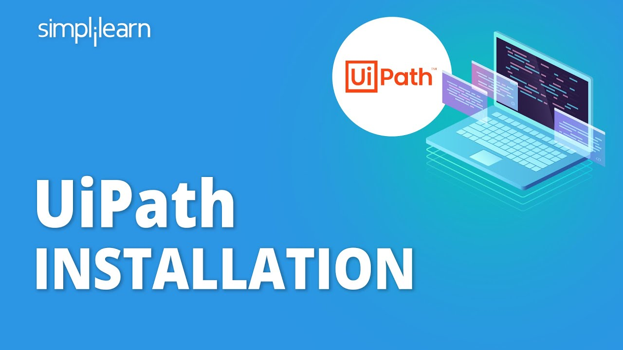 UiPath Installation 2021 | How To Install UiPath | UiPath Tutorial For Beginners