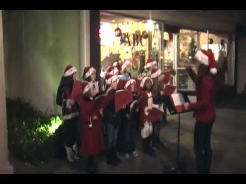 Jingle Bells  The ABC Music Store and Academy rmore, CA Holiday Choir
