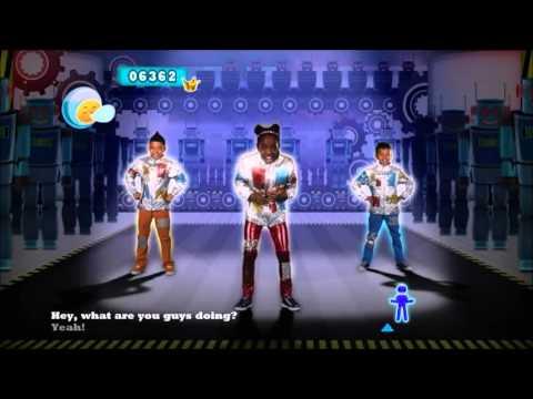Just Dance Kids 2 The Robot Song