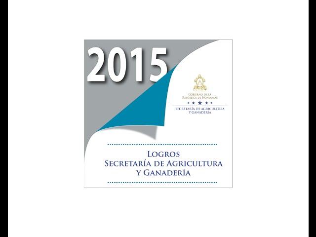 Principales Logros SAG 2015