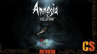 AMNESIA COLLECTION - PS4 REVIEW (Video Game Video Review)