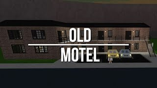 ROBLOX | Welcome to Bloxburg: Old Motel 28k
