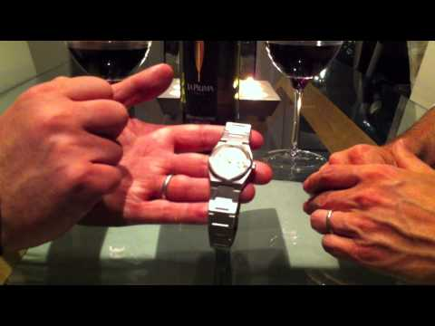 Talking Hands on the Rolex Oyster reference 1530