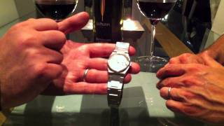 Gambar cover Talking Hands on the Rolex Oyster reference 1530