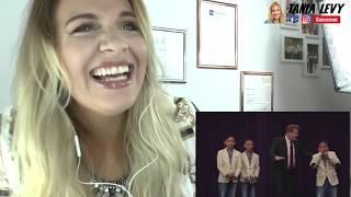 Vocal Coach  Reaction Ariana Grande Surprises TNT Boys f/ 'The World's Best'