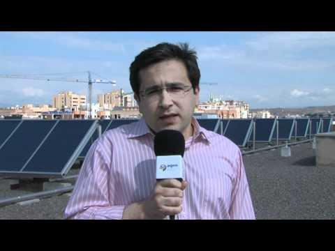 Instalación Solar Hospital Morales Meseguer