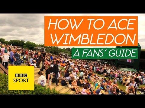 Wimbledon 2016: A fans' guide to SW19 - BBC Sport