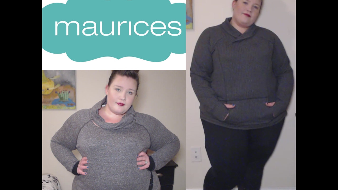 f7affaff08f HUGE Maurice s Plus Size Clothing Haul and Try On - YouTube