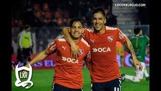 Independiente 3-1Huracán | Todos los goles del partido.