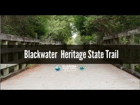 Firsthand Florida Fun: Blackwater Heritage State Trail