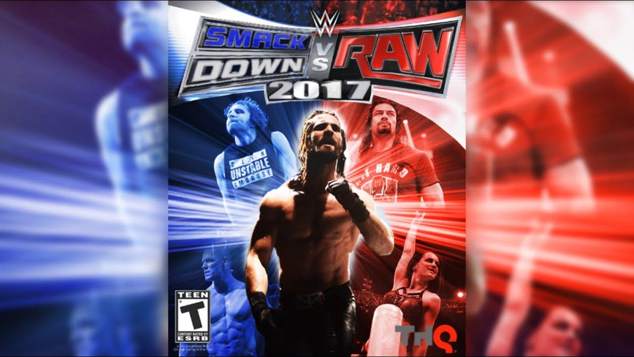Wwe smackdown vs raw 2017 pc game free download setup