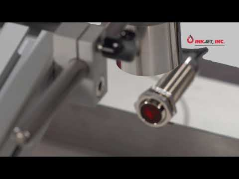 DuraCode Continuous Inkjet (CIJ) Printer by InkJet, Inc.