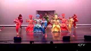 Cornell Bhangra @ Worlds Best Bhangra Crew 2013