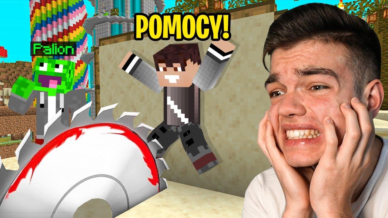 TORTURUJĘ WOJANA PRZEZ 24H w Minecraft!