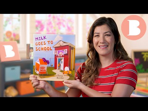 Brightly Storytime:  Milk Goes to School