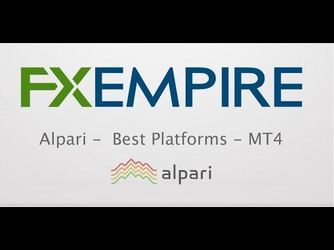 Alpari Best Platforms Mt4 Review By Fx Empire Youtube