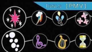 Repeat youtube video Idols [PMV] (Original)